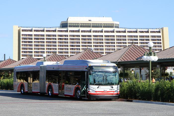 Articulated extended-length busses