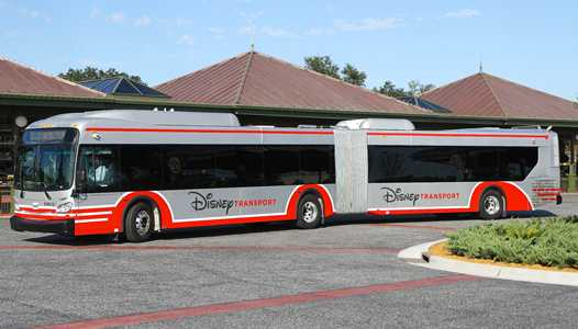 Disney introducing Express Transportation ticket option
