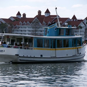 1 of 2: Bay Lake Cruiser boats - Mermaid I