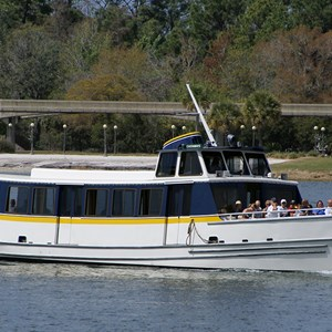 1 of 2: Bay Lake Cruiser boats - Castaway's