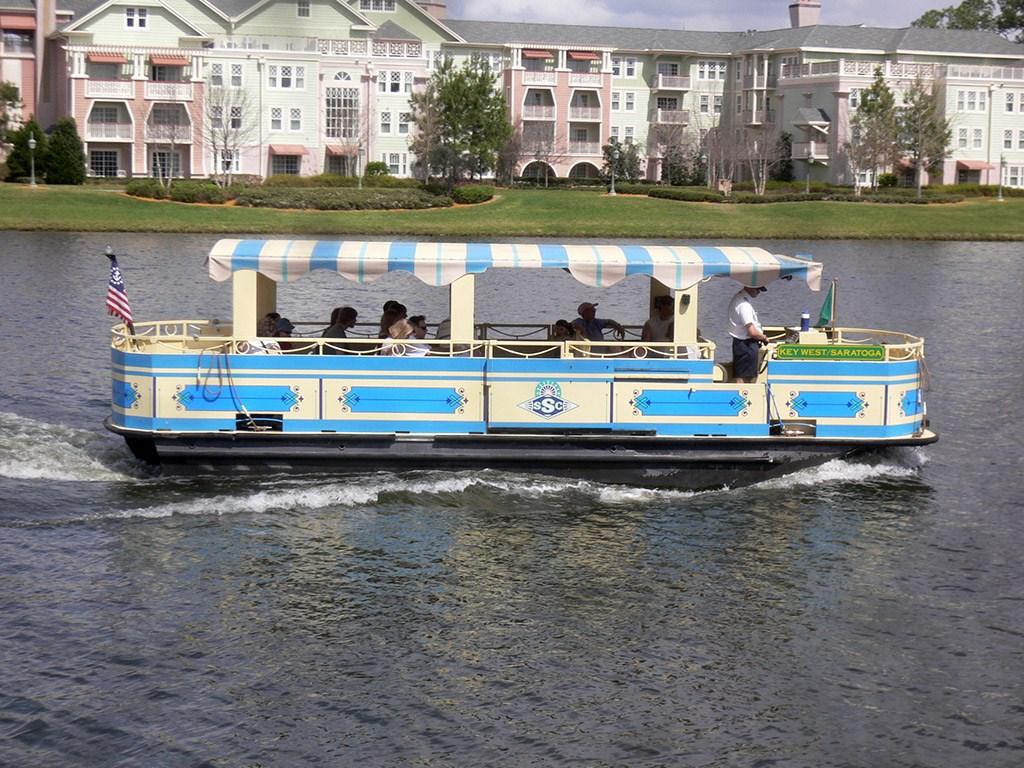 Disney Vacation Club Ferry
