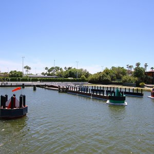 5 of 11: Magic Kingdom Ferry boats - Completed second ferry boat docks at the Magic Kingdom and TTC