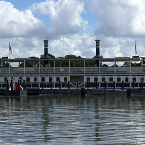 2 of 2: Magic Kingdom Ferry boats - General Joe Potter