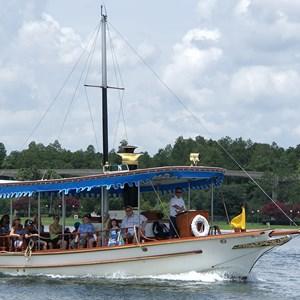 1 of 1: Launch boats - Navigator motor launch boat