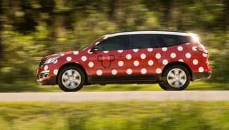 Disney to introduce its own Uber-like direct transportation service - Minnie Van