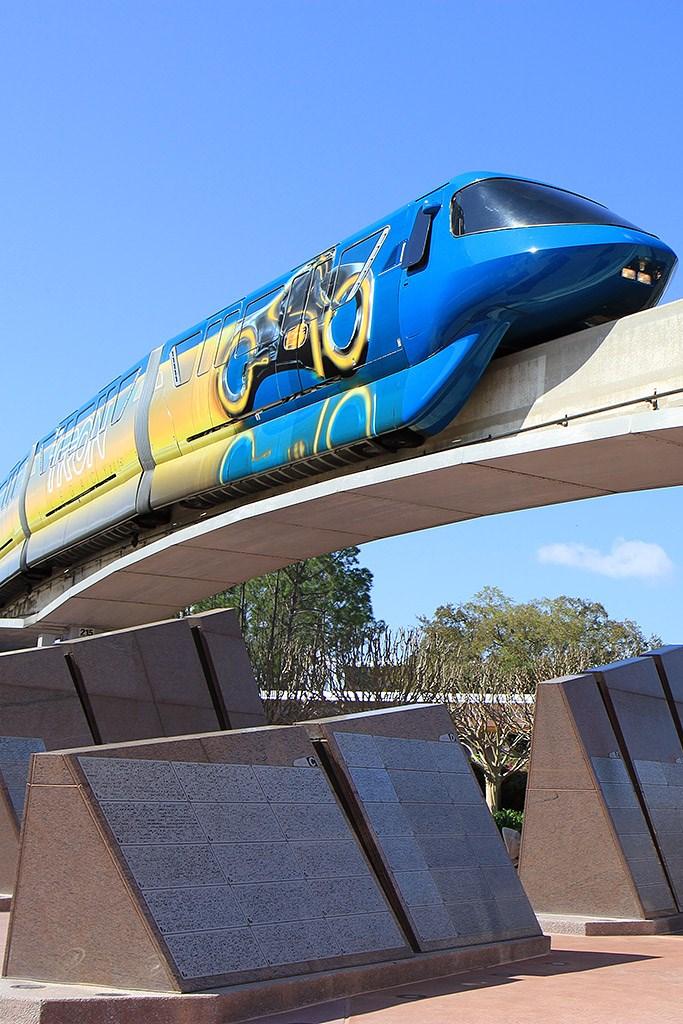 Monorail TRON