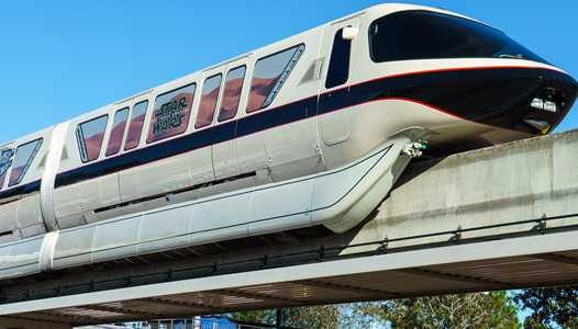 PHOTOS - Monorail Black Star Wars The Force Awakens