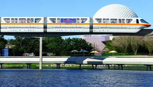 PHOTOS - Zootopia takes to the monorail beam with new promo wrap