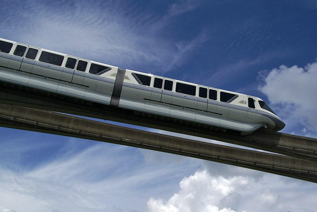Monorail Silver