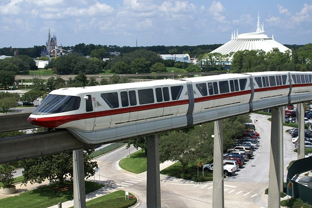 Walt Disney World Monorail System