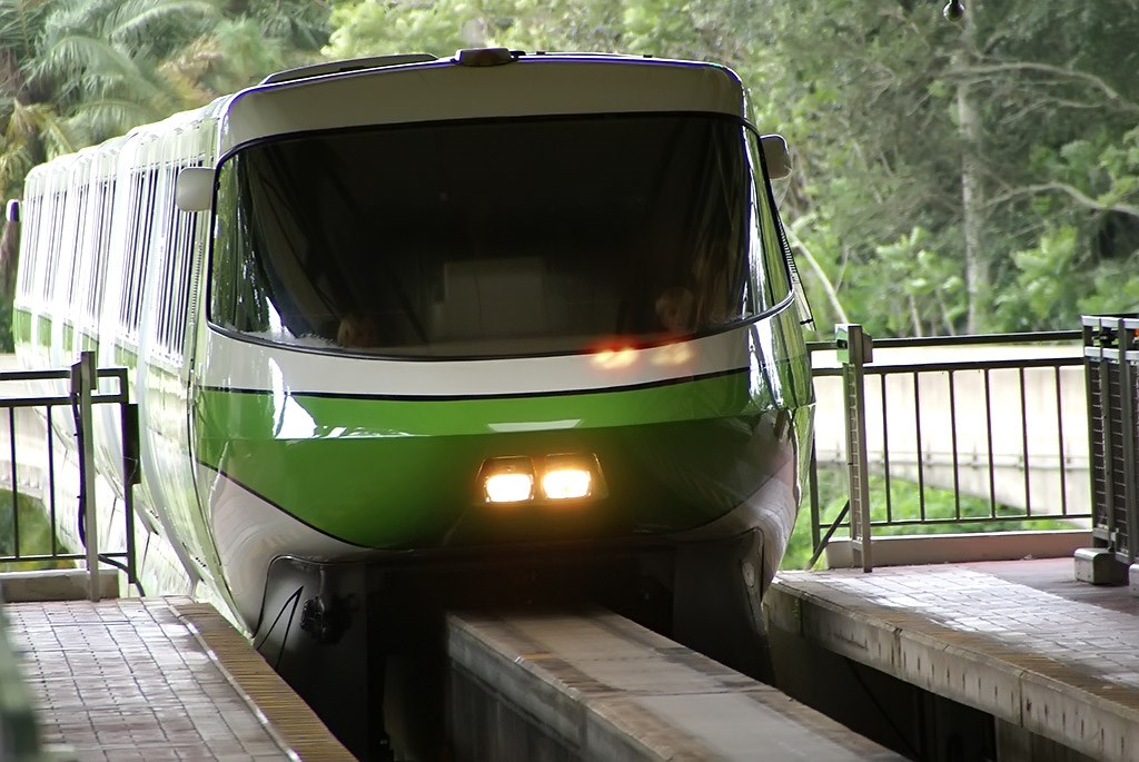 Monorail Green