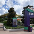 Walt Disney World Monorail System - The Epcot Line side of the TTC Station
