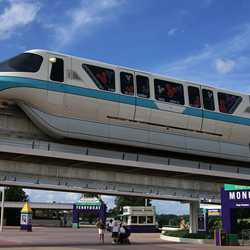 Monorail Teal
