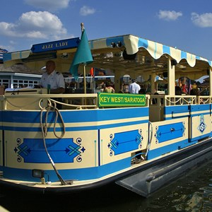 1 of 1: Sassagoula River Cruise - Jazz Lady boat