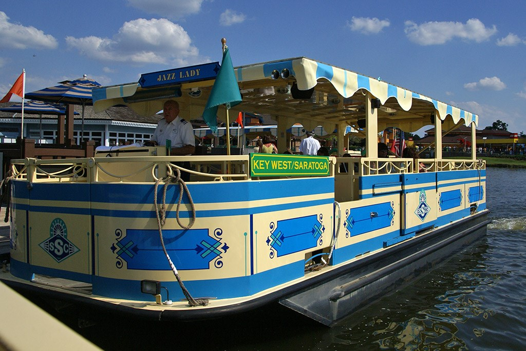 Jazz Lady boat