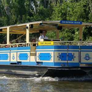 2 of 3: Sassagoula River Cruise - Memphis Miss boat