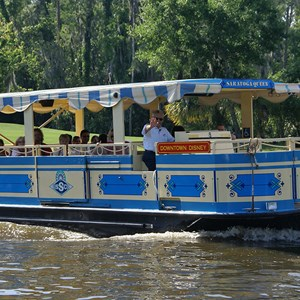 1 of 1: Sassagoula River Cruise - Saratoga Queen boat