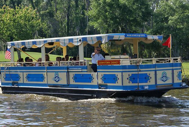 Saratoga Queen boat
