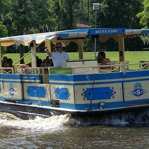 1 of 1: Sassagoula River Cruise - Delta Lady boat
