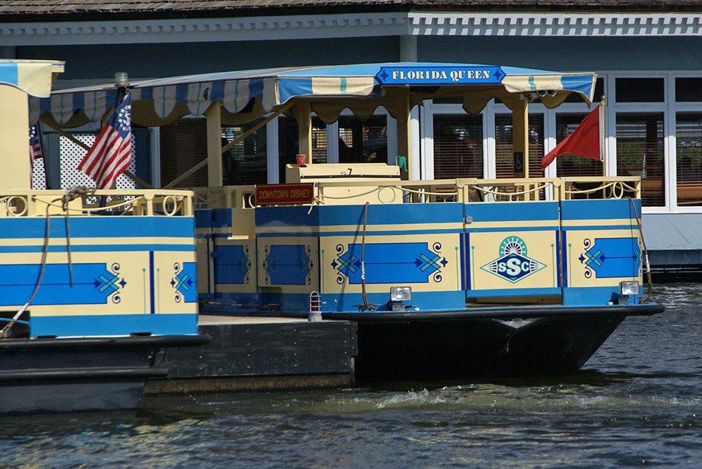 Florida Queen boat
