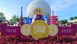 A First-Timer's Guide to the Epcot International Food and Wine Festival