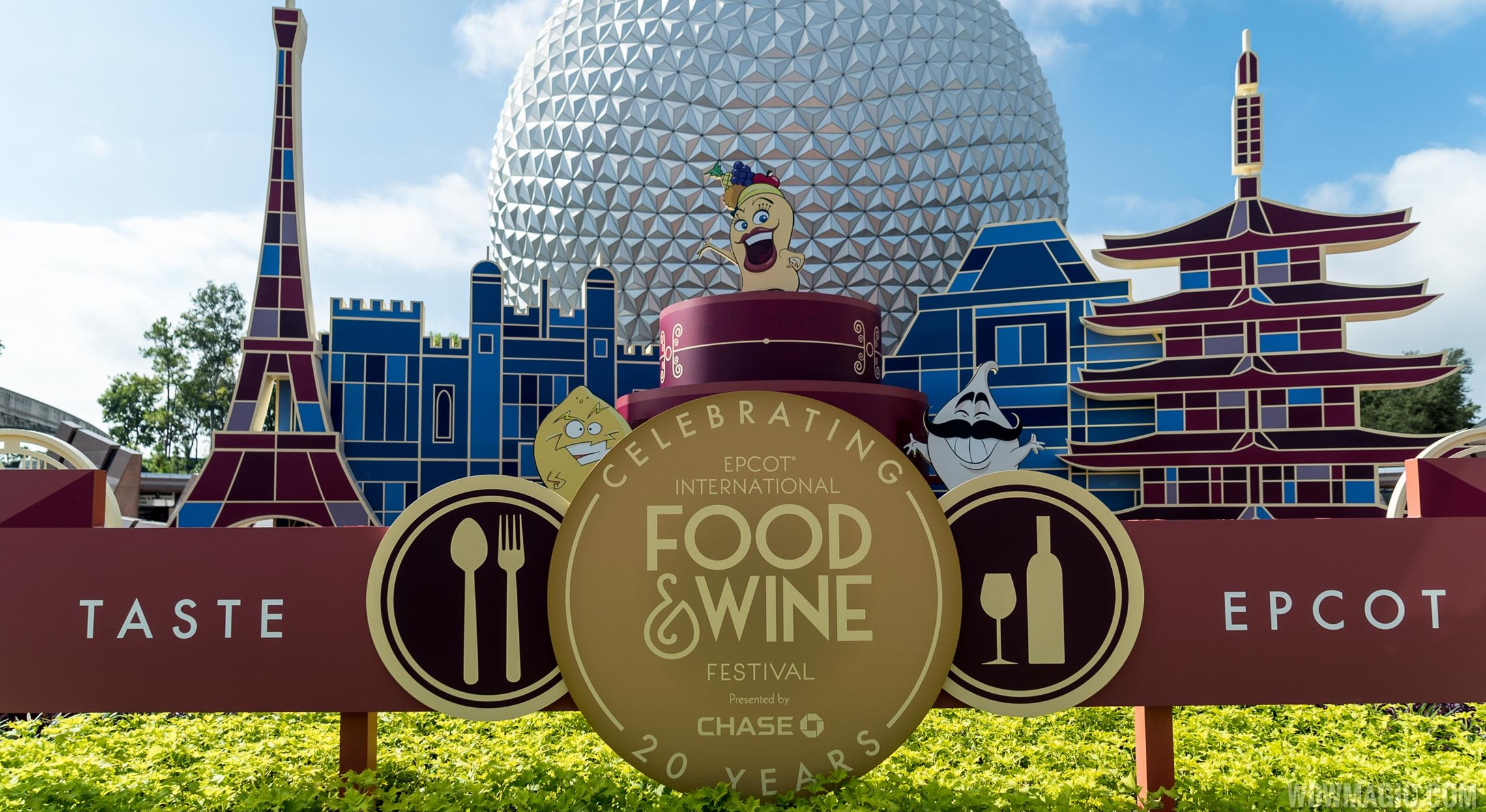 20th Epcot Food and Wine Festival
