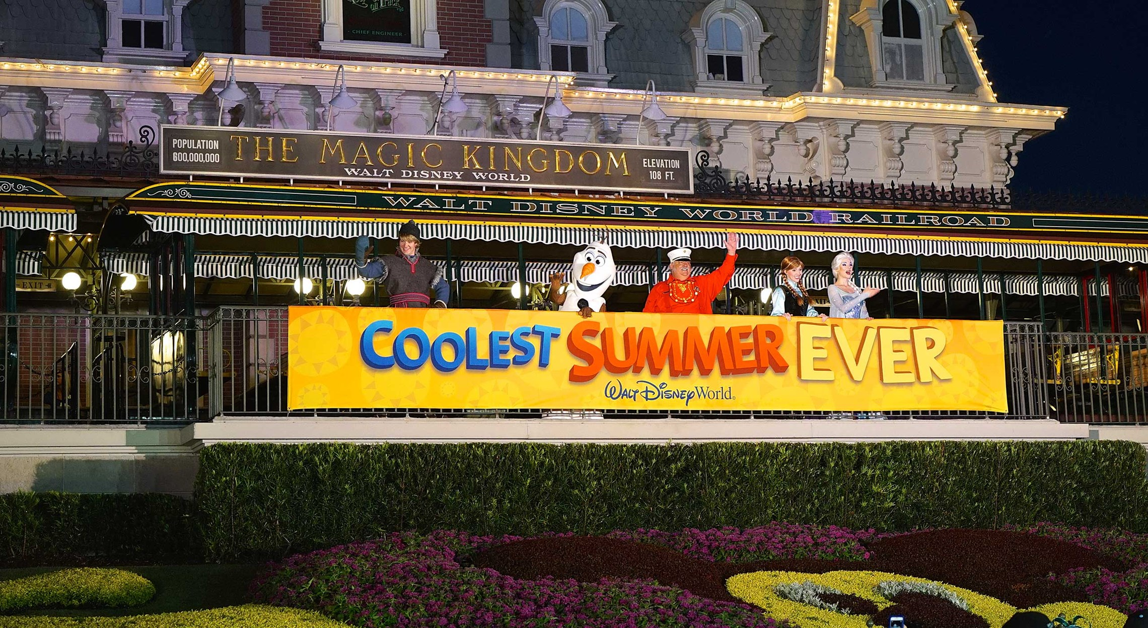 Coolest Summer Ever at the Magic Kingdom