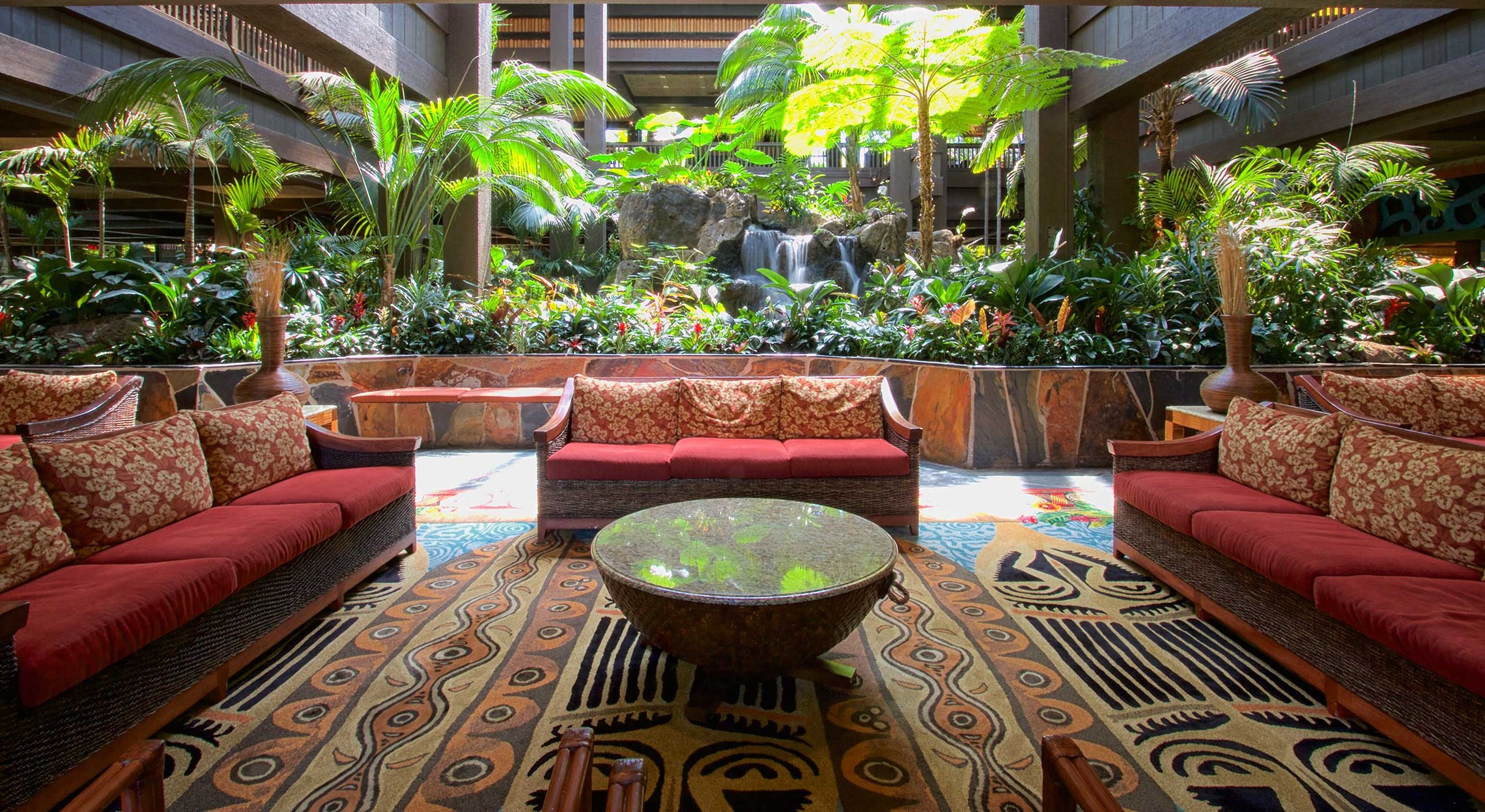 Original Polynesian Resort Lobby