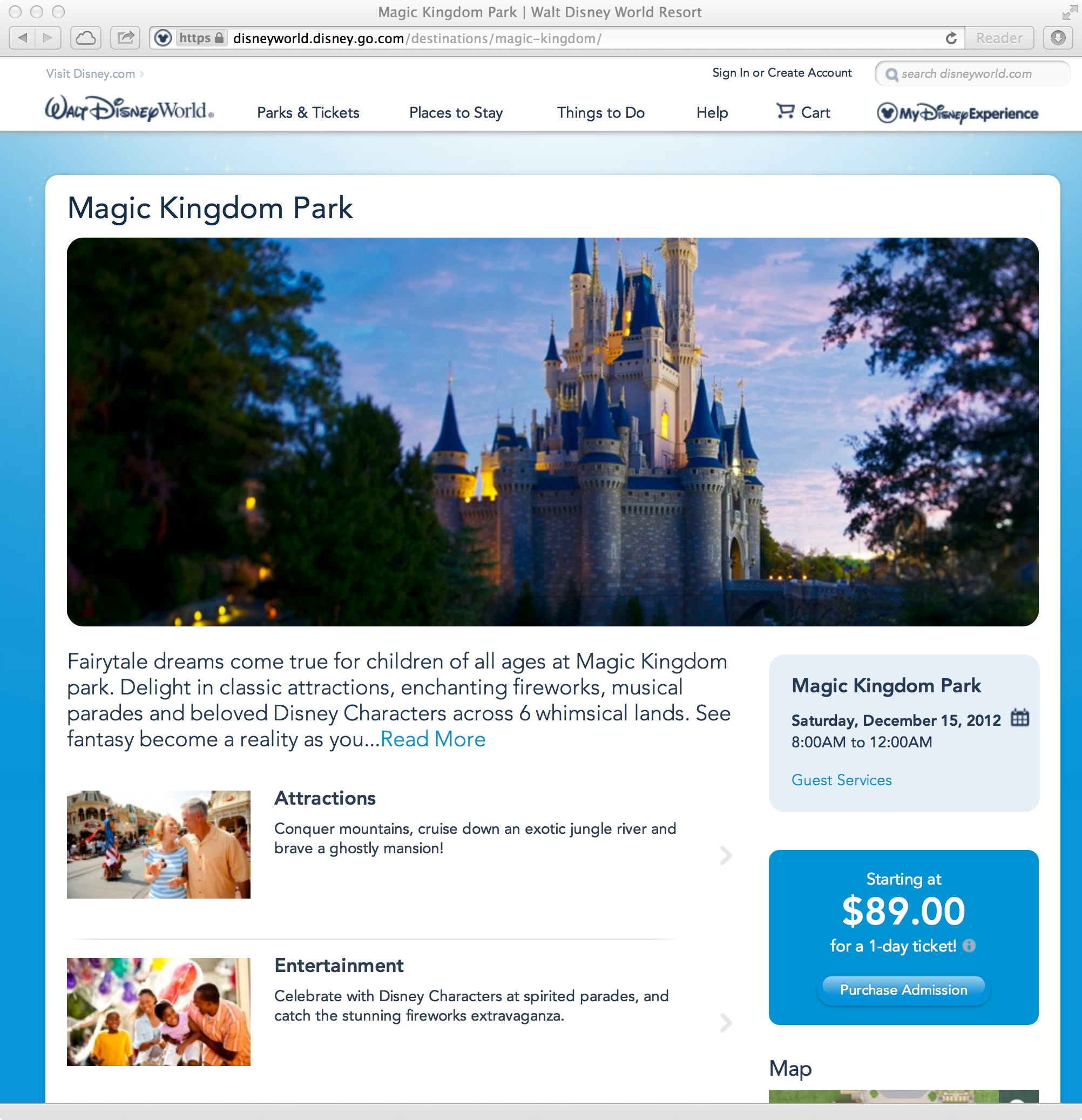 In addition, the Park Hopper Plus Option includes a certain number of visits to other Walt Disney World fun based on the length of your ticket. For example, a 4-day ticket allows 4 visits and a 5-day ticket allows 5 visits. For each Park Hopper Plus visit, you can choose one of the following.