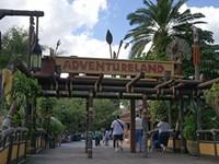 Adventureland Verandah