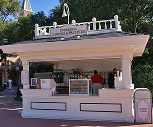 American Adventure Coffee Cart