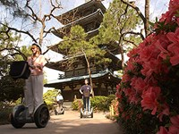 Around the World at Epcot (Segway)
