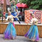 Asia Dancers