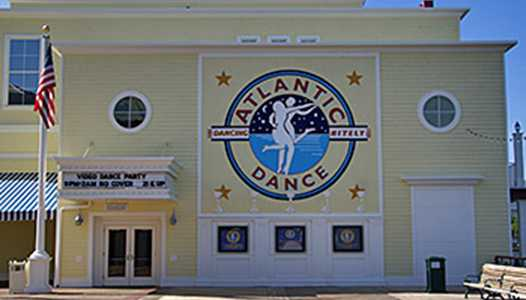Atlantic Dance Hall throwback nights throughout December