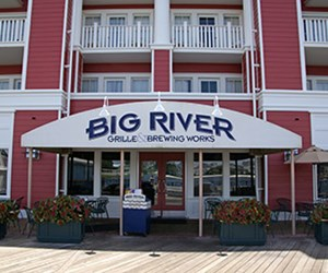 Big River Grille &amp; Brewing Works