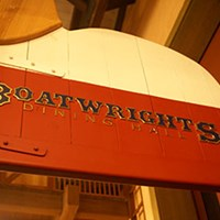 Boatwright&#39;s Dining Hall