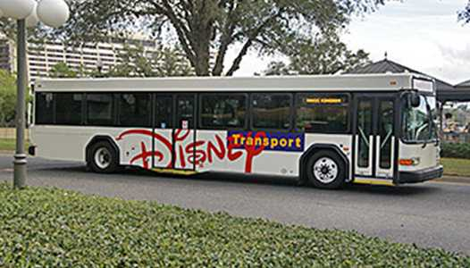 New direct bus service from Walt Disney World theme parks to Disney Springs