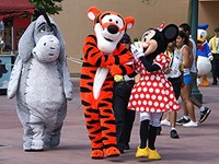 Character Meet and Greets at Disney&#39;s Hollywood Studios