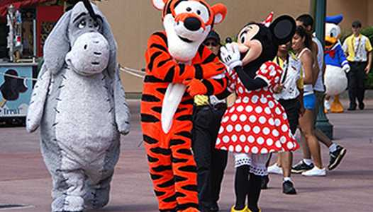 New character meet and greet locations at Disney's Hollywood Studios