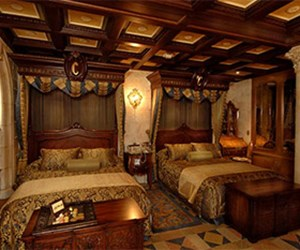 Cinderella Castle Suite