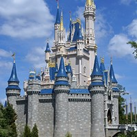 Cinderella Castle