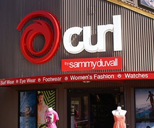 Curl by Sammy Duvall