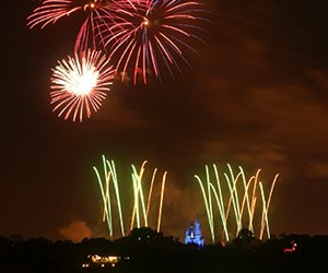Disney&#39;s Celebrate America! - A Fourth of July Concert in the Sky