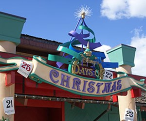 Disney&#39;s Days of Christmas