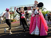 Disney&#39;s Princess Half Marathon Weekend