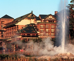 Disney&#39;s Wilderness Lodge Resort