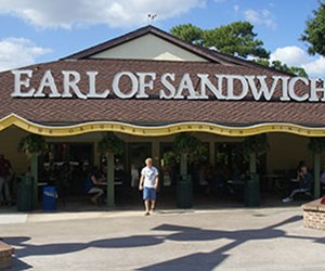 Earl of Sandwich