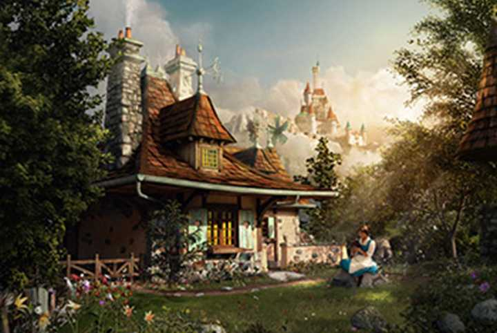 Enchanted Tales with Belle removed from morning Extra Magic Hours