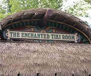 Enchanted Tiki Birds