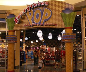 Everything Pop Shopping and Dining